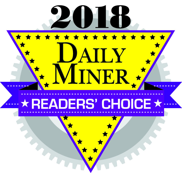 Daily Miner Readers' Choice Award