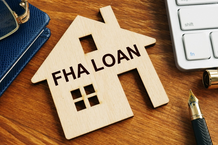 FHA Loan house