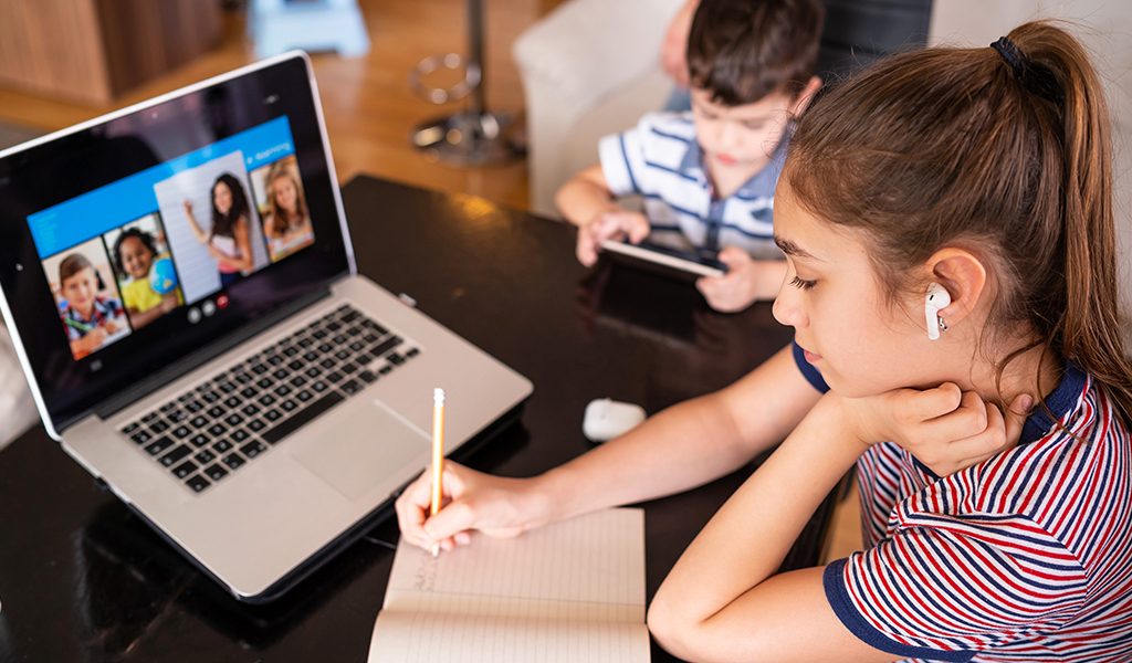 How to Motivate Your Children During Remote Learning